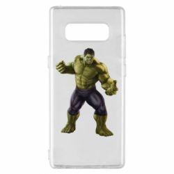 Чохол для Samsung Note 8 Incredible Hulk 2