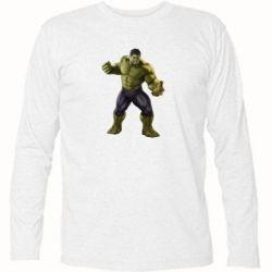 Футболка с длинным рукавом Incredible Hulk 2 - FatLine