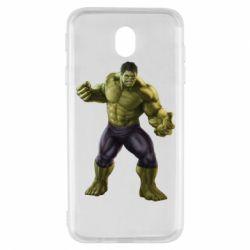 Чохол для Samsung J7 2017 Incredible Hulk 2