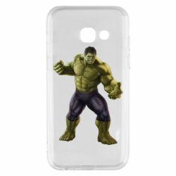 Чохол для Samsung A3 2017 Incredible Hulk 2