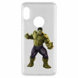 Чохол для Xiaomi Redmi Note 5 Incredible Hulk 2
