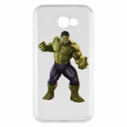 Чохол для Samsung A7 2017 Incredible Hulk 2