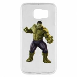 Чохол для Samsung S6 Incredible Hulk 2