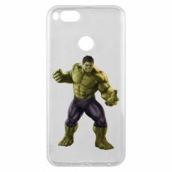 Чохол для Xiaomi Mi A1 Incredible Hulk 2