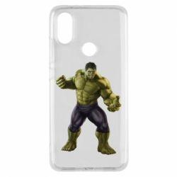 Чохол для Xiaomi Mi A2 Incredible Hulk 2