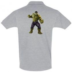 Футболка Поло Incredible Hulk 2