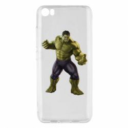 Чохол для Xiaomi Mi5/Mi5 Pro Incredible Hulk 2
