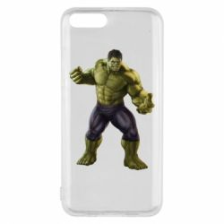 Чохол для Xiaomi Mi6 Incredible Hulk 2