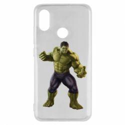 Чохол для Xiaomi Mi8 Incredible Hulk 2