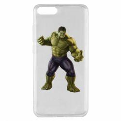 Чохол для Xiaomi Mi Note 3 Incredible Hulk 2