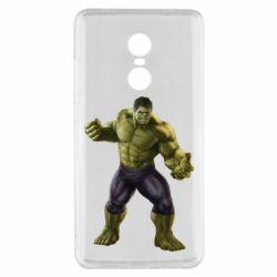 Чохол для Xiaomi Redmi Note 4x Incredible Hulk 2