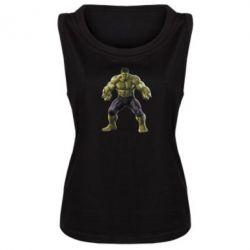 Женская майка Incredible Hulk