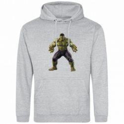 Мужская толстовка Incredible Hulk - FatLine