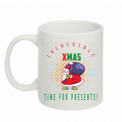 Кружка 320ml Incredible xmas time for presents