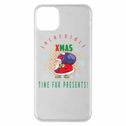 Чехол для iPhone 11 Pro Max Incredible xmas time for presents