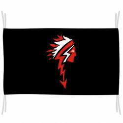 Прапор індіанець