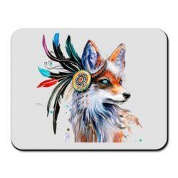 Килимок для миші Indian Fox