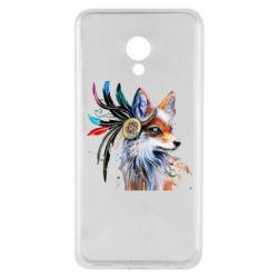 Чохол для Meizu M5 Indian Fox