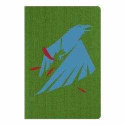 Блокнот А5 Infamous: Second Son - Karmic titles two blue