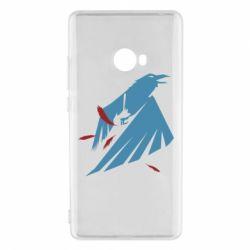 Чехол для Xiaomi Mi Note 2 Infamous: Second Son - Karmic titles two blue