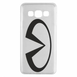 Чехол для Samsung A3 2015 Infiniti logo