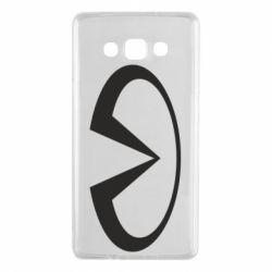 Чехол для Samsung A7 2015 Infiniti logo