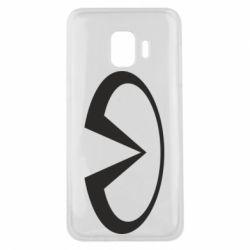 Чехол для Samsung J2 Core Infiniti logo