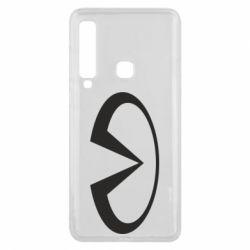 Чехол для Samsung A9 2018 Infiniti logo