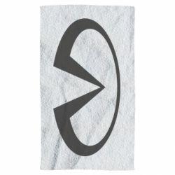 Полотенце Infiniti logo