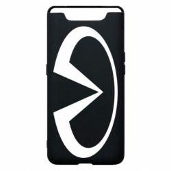 Чехол для Samsung A80 Infiniti logo