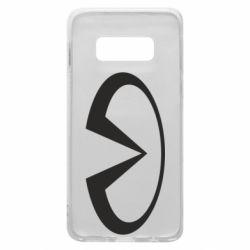 Чехол для Samsung S10e Infiniti logo
