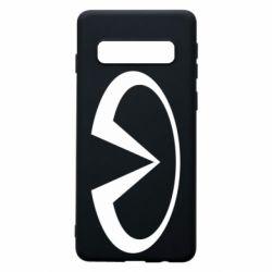 Чехол для Samsung S10 Infiniti logo