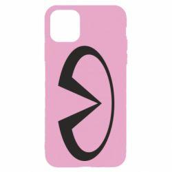 Чехол для iPhone 11 Pro Infiniti logo