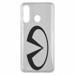 Чехол для Samsung M40 Infiniti logo