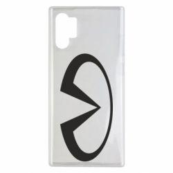 Чехол для Samsung Note 10 Plus Infiniti logo