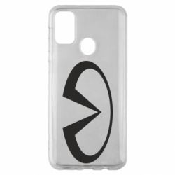 Чехол для Samsung M30s Infiniti logo