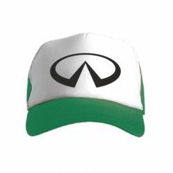 Детская кепка-тракер Infiniti logo