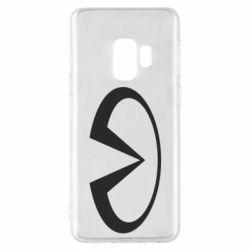 Чехол для Samsung S9 Infiniti logo