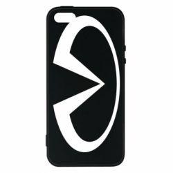 Чехол для iPhone5/5S/SE Infiniti logo