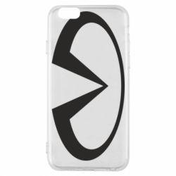 Чехол для iPhone 6/6S Infiniti logo