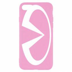 Чехол для iPhone 7 Infiniti logo