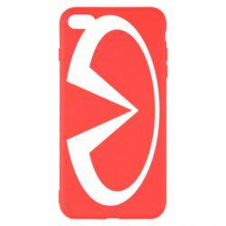 Чехол для iPhone 8 Plus Infiniti logo