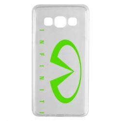 Чехол для Samsung A3 2015 Infiniti