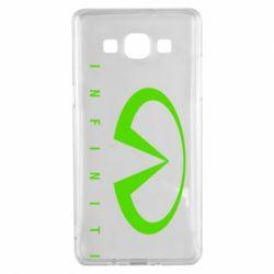 Чехол для Samsung A5 2015 Infiniti