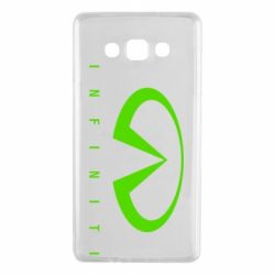 Чехол для Samsung A7 2015 Infiniti