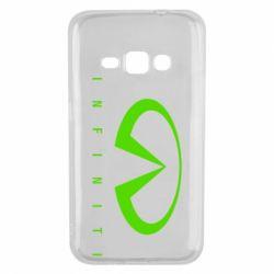 Чехол для Samsung J1 2016 Infiniti