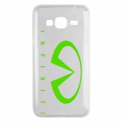 Чехол для Samsung J3 2016 Infiniti