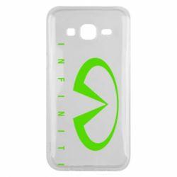 Чехол для Samsung J5 2015 Infiniti
