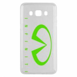 Чехол для Samsung J5 2016 Infiniti