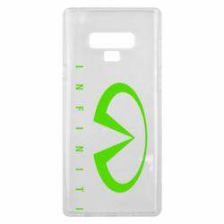 Чехол для Samsung Note 9 Infiniti
